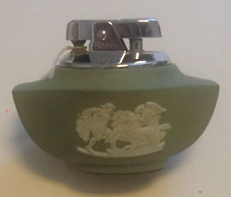 Ronson-bordlighter Wedgwood
