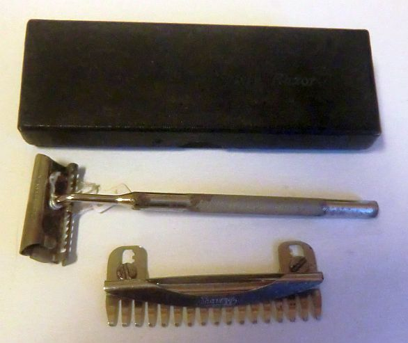 Enders Dollar Safety Razor