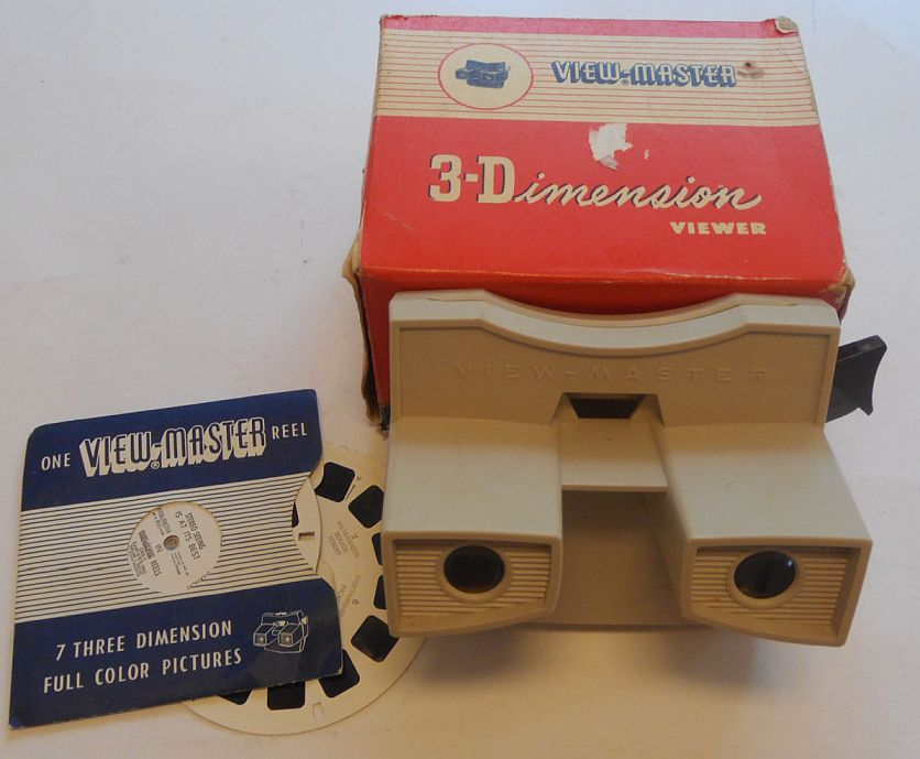 Viewmaster - Sawyers