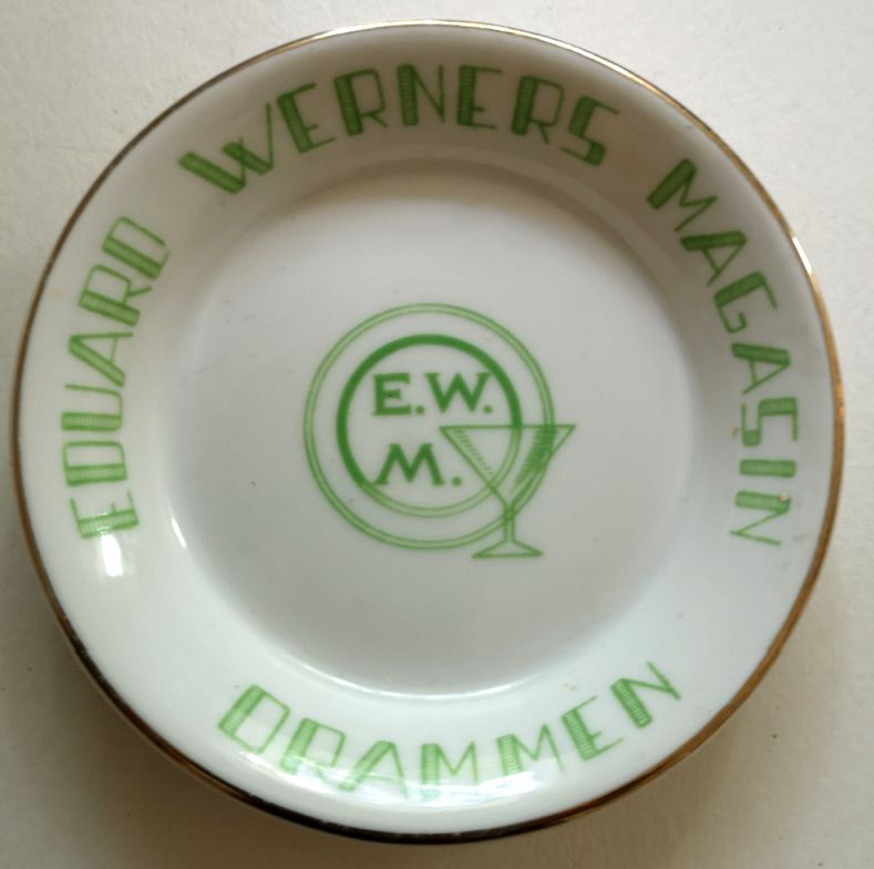 E.Werners Magasin,Drammen