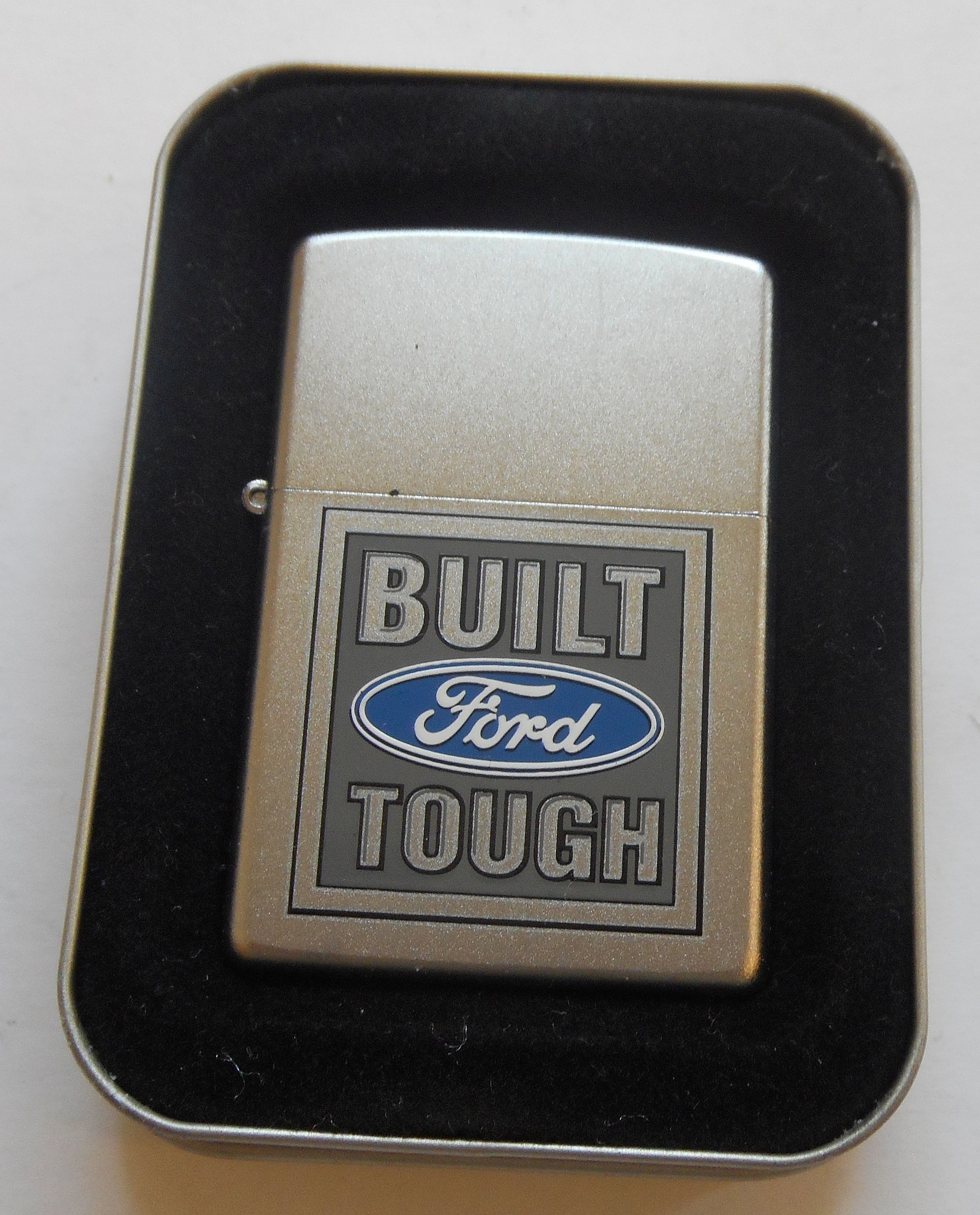 Zippo- Ford